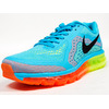 "NIKE AIR MAX 2014 ""LIMITED EDITION for CORE"" SAX/ORG/YEL 621077-407画像"