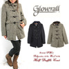 GLOVERALL #912/PW01 Cloth Lady's Half DuffleCoat画像