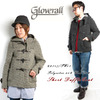 GLOVERALL #2147/PW01 Cloth Short DuffleCoat画像