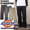 Dickies Regular Fit Straight Leg Industrial Work Pants WP818画像