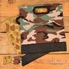 Hawk Company 4006 キャンバスクラッチバッグ画像