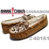 MINNETONKA Leopard Cally Slipper cinnamon 40161画像