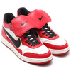 NIKE NSW TIEMPO '94 MID QS IVORY/BLACK-GYM RED/IVOIRE/NOIR 641147-106画像