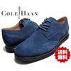 COLE HAAN LUNARGRAND WING. TIP blazer blue/black C12449画像