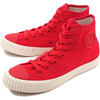 PF Flyers FLIPPY CENTER HI Drizzler Red PM14CH2A画像