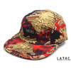 L.A.T.H.C. RED AND GOLD CAP REDxGOLD画像