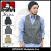 BEN DAVIS Workaholic Vest G-4580026画像