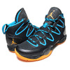 "NIKE AIR JORDAN XX8 SE ""PLAYOFF PACK"" blk/atomic mango-dark powder blu 616345-036画像"