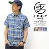 JOEY Linen Check Shirt 4913画像