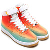 NIKE LUNAR FORCE 1 HI TURBO GREEN/LT CRIMSON 647902-300画像