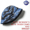 Buzz Rickson's BLUE TIGER CAMO HAT BR02227画像