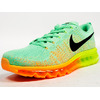 """NIKE FLYKNIT MAX """"LIMITED EDITION for CORE"""" GRN/ORG/YEL/BLK 620469-300画像"""