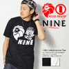 NESTA BRAND × NINE RULAZ COLLABORATION CAPSULE COLLECTION LION×NINE LOGO TEE SPS1404画像