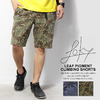 Loky LEAF PIGMENT CLIMBING SHORTS 11129030画像