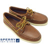 SPERRY TOPSIDER 2EYE DECK SHOES CLASSIC TAN 0532002画像