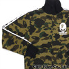 A BATHING APE 1ST CAMO ZIP SWEAT SOCCER  GREEN 1A20-113-016画像