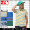 THE NORTH FACE Pile Border S/S Polo NT21435画像