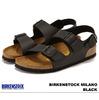 BIRKENSTOCK Milano Schwarz GC034791/GC034793画像