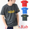 Rab STACKED TEE画像