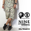 NESTA BRAND × NINE RULAZ LINE COLLABORATION CAMO SHORTS SPS1413画像