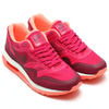 NIKE WMNS AIR MAX LUNAR 1 FUCHSIA FORCE/LIGHT MAGNET GREY-BRIGHT MANGO/DEEP GARNET 654937-600画像
