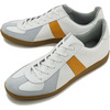 GERMAN TRAINER 1183 WHITE/YELLOW画像