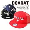 DOARAT STAR SNAPBACK CAP H-515画像
