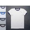 BAYSIDE 半袖 リンガー トリム Tシャツ メンズ画像