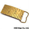Supreme Brass Belt Buckle画像