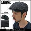 HiLDK Dot & Paisley Casquette HZH113画像