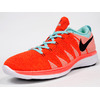 "NIKE FLYKNIT LUNAR II ""LIMITED EDITION for RUNNING FLYKNIT"" ORG/M.GRN/WHT 620465-803画像"