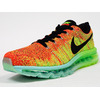 """NIKE FLYKNIT MAX """"LIMITED EDITION for RUNNING FLYKNIT"""" ORG/GRN/BLK 620469-800画像"""