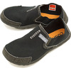 Cushe M SLIPPER BLACK/WAVE TRIM UM01248B画像