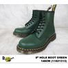 Dr.Martens WOMEN'S 8EYELET BOOT 1460W GREEN 11821313画像