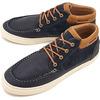Pointer Footwear Taylor-L Dark Navy/Brown Sugar画像