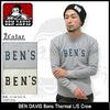 BEN DAVIS Bens Thermal L/S Crew RZ-4780303画像