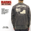 BARNS UNION SPECIAL CREW SWEAT SPECIAL WASH 「WORKERS」 BR-6002画像