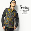SWING CAMO CHECK SHIRTS画像