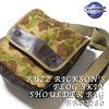Buzz Rickson's FLOG SKIN SHOULDER BAG BR02280画像