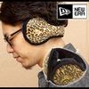 NEW ERA EAR MUFFS BRW-LEOPARD/GLD N0021715画像