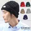 GOWEST ALAN CABLE WATCH CAP GWG0019SNL画像