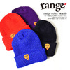 range color beanie RG14F-HT01画像