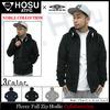 HOSU × UMBRO Boa Fleece Full Zip Hodie HOS3496A画像