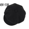 NEW YORK HAT WOOL SPITFIRE BLACK画像