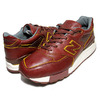 """new balance M998DW """"HORWEEN LEATHER"""" MADE IN U.S.A M998 DW画像"""