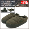 THE NORTH FACE NSE TENT MULE IV Forest Night Green/Forest Green NF01480-FG画像