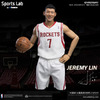 ENTERBAY REAL MASTERPIECE NBA COLLETION Jeremy Lin 1/6 SCALE画像