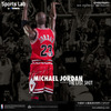 "ENTERBAY REAL MASTERPIECE NBA COLLETION MICHAEL JORDAN ""THE LAST SHOT"" ROAD 1/6 SCALE 371586画像"