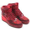 NIKE WMNS LUNAR FORCE SKY HI JCRD TEAM RED/TEAM RED-ACTION RED 654849-601画像