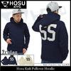 HOSU Knit Pullover Hoodie 106-5512B画像